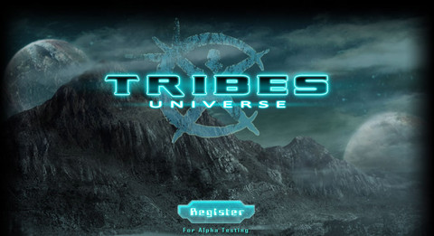 Inscriptions au bêta-test de Tribes Universe