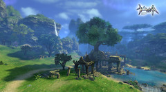 Premières images de Fantasy Hills Online