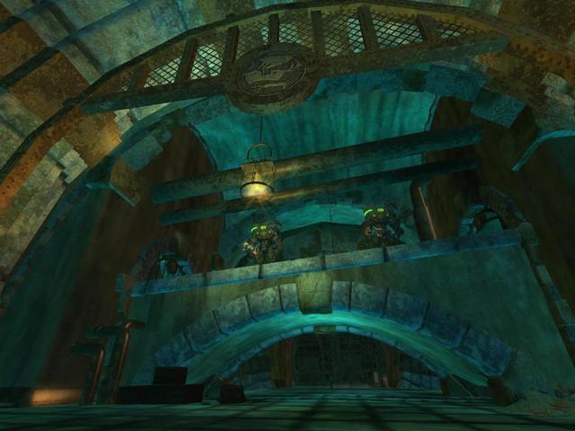 Ancient Port Warehouse de Thestra