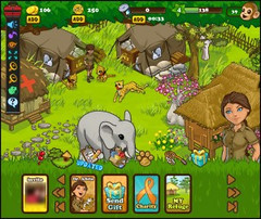 Sony Online annonce Wildlife Refuge sur Facebook