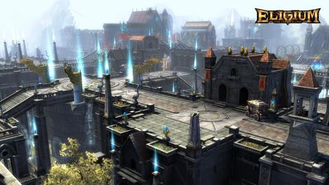 Eligium - Frogster annonce officiellement Eligium (Magic World 2)