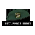 Beta Force Beret