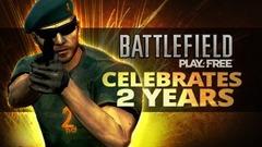 Battlefield Play4Free célèbre ses 2 ans