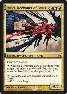 Magic The Gathering Online Commander Cinq Cartes Des Decks Commander Magic Online