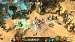 Atlantis ouvre ses portes dans Drakensang Online