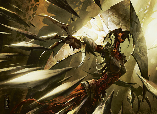 New Phyrexia - Illustrations de New Phyrexia - JeuxOnLine Planeswalker S Guide To Mirrodin