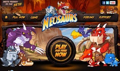 Microsoft dévoile Neosaurs