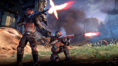 PlanetSide 2 - Trois factions pour trois styles de gameplay différents