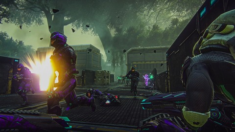 PlanetSide 2 - Récolte de ressources et fortifications de joueurs s'annoncent dans PlanetSide 2