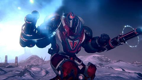 PlanetSide 2 - Planetside 2 désormais disponible sur Playstation 4
