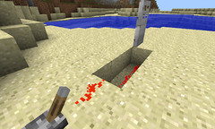Redstone : Les bases