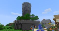 Minecraft Chateau 1