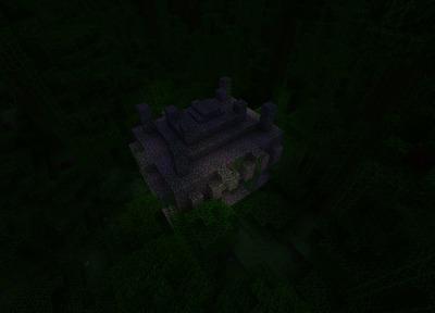 Un temple !
