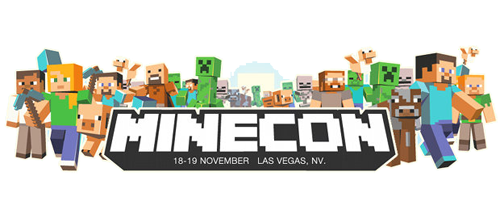 logo Minecon