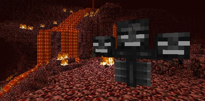 Le terrible Wither