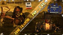 La communauté francophone organise un tournoi PvP sur Fallen Earth