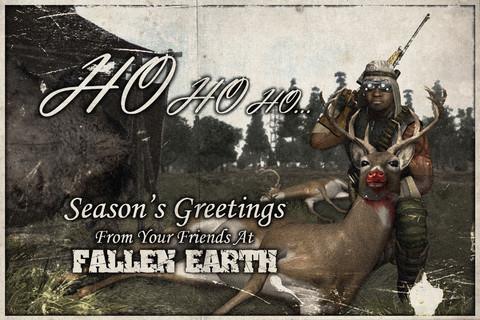 Fallen Earth - Joyeux Noël sur le Wasteland