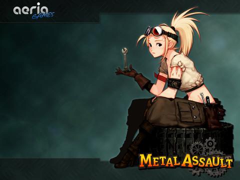 Metal Assault - Metal Assault ressuscite et s'annonce en bêta ouverte