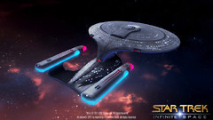 Gameforge abandonne Star Trek Infinite Space