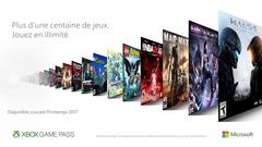 Microsoft lance un service de jeux par abonnement