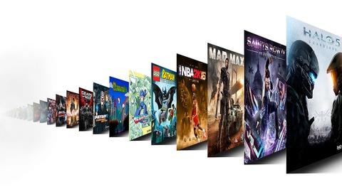 Microsoft Game Studios - Microsoft lance l'abonnement Xbox Game Pass