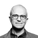 Satya Nadella à la tête de Microsoft
