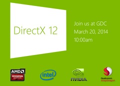 DirectX 12 se dévoilera à l'occasion de la GDC 2014