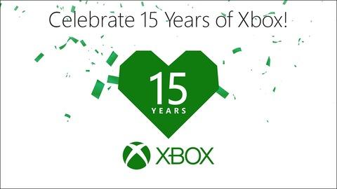 Microsoft Game Studios - La Xbox célèbre son 15ème anniversaire
