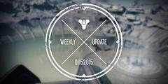 Nouvelles de la semaine de Bungie - La Chute de Cropta s'endurcit