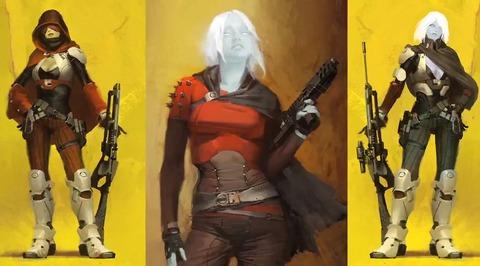 Destiny - Les Races