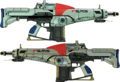 Bonus de pré-commande : Le pack d'armes Suros