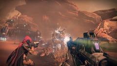 Destiny à l'affiche d'une campagne publicitaire pour la Playstation 4