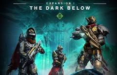 The Dark Below, première extension de Destiny officiellement dévoilée