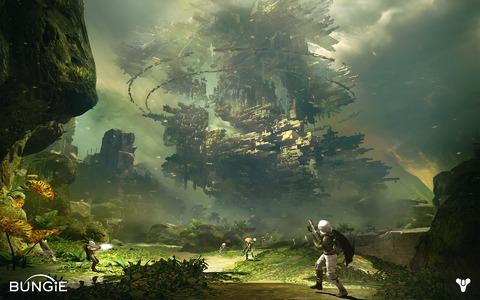 Destiny - Destiny intégralement jouable en solo « mais en passant à côté du principal »