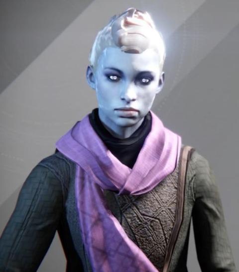 Destiny - Tess Everis est de retour, avec des microtransactions dans son sac