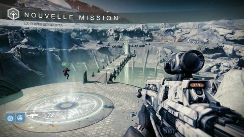 Destiny - Destiny Guide : la Chute de Cropta