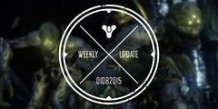 Nouvelles de la semaine de Bungie - Modification apportée à la Chute de Cropta