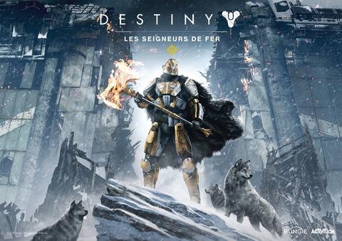 Destiny - Les Seigneurs de Fer : la nouvelle extension de Destiny oublie l'ancienne génération ?