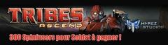 Tribes Ascend en version francophone, 300 Spinfusors pour Soldat à gagner