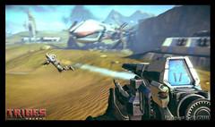 Premières captures d'écran de Tribes Ascend