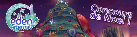 Concours de Noël avec Eden Eternal et Aeria Games