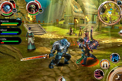 Order and Chaos Online bientôt sur Android