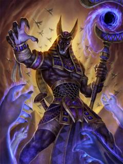 Cinq codes à gagner pour débloquer le dieu Anubis et son skin Nightwalker dans SMITE