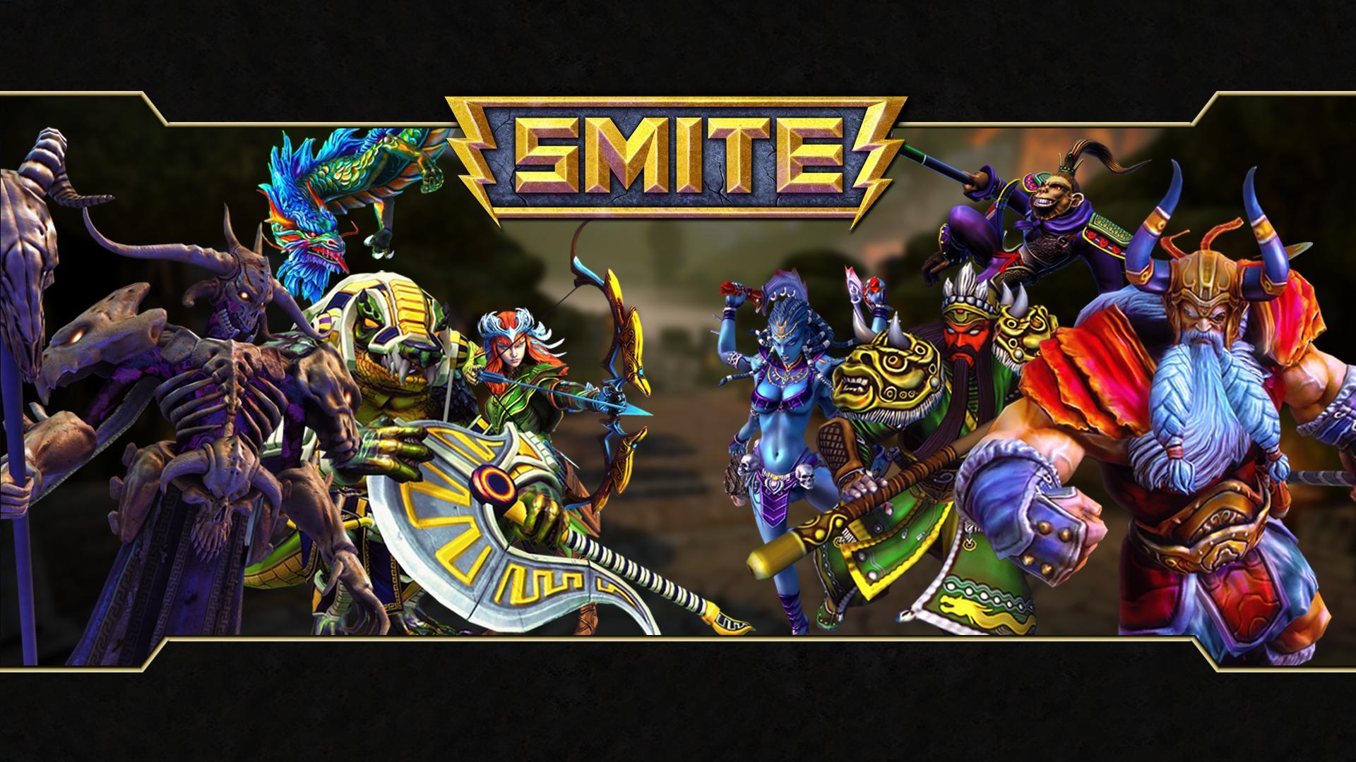 Smite (Moba en 3ème personne) 97260