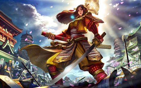 Smite - Le panthéon japonais et une nouvelle carte de Joute 3vs3 s'annoncent dans SMITE