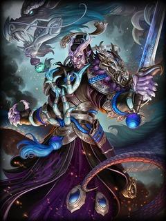Le roi-dragon Ao Kuang se déchaîne sur Smite