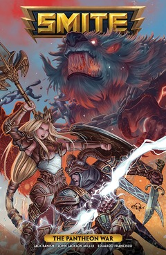 SMITE se décline en bande dessinée via Dark Horse Comics