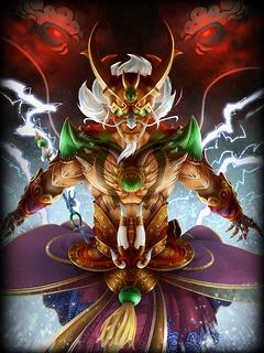 Cinq codes à gagner pour débloquer le dieu Ao Kuang et son skin « Dragon King » dans SMITE