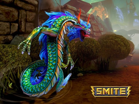 Ao Kuang le Roi dragon s'annonce dans le panthéon de Smite