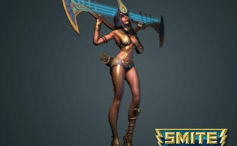 Smite - La déesse Neith intègre les rangs de Smite